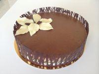 עוגת גבינה, מוס פיסטוק ושוקולדעם מנגו