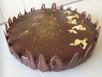עוגת מוס שוקולדברולה