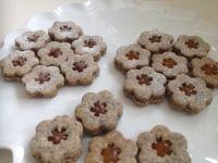 עוגיות פרג במילוי נוטלה/שוקולד/ריבה