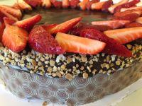 עוגת מוס מהודרת